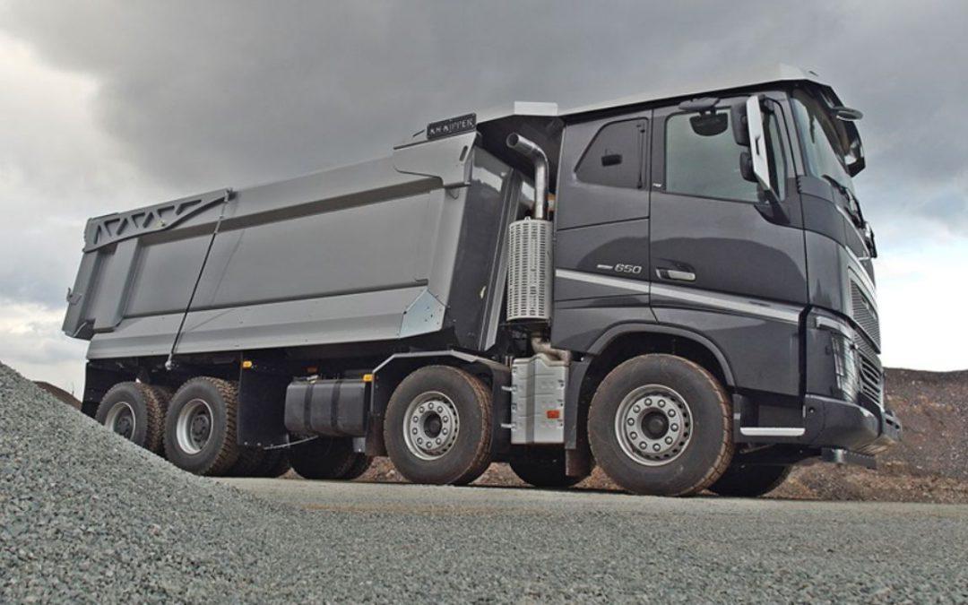 Zakup 3 pojazdów marki Volvo z zabudową najnowszej generacji